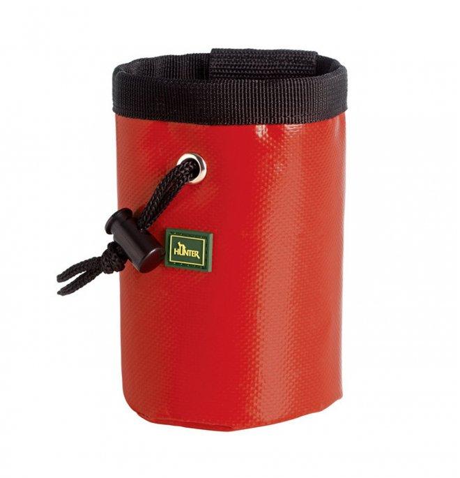 Travel bag basic di colore rosso contenitore ideale per la conservazione delle ricompense