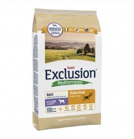Dorado exclusion cane adult medium breed agnello da 3 kg