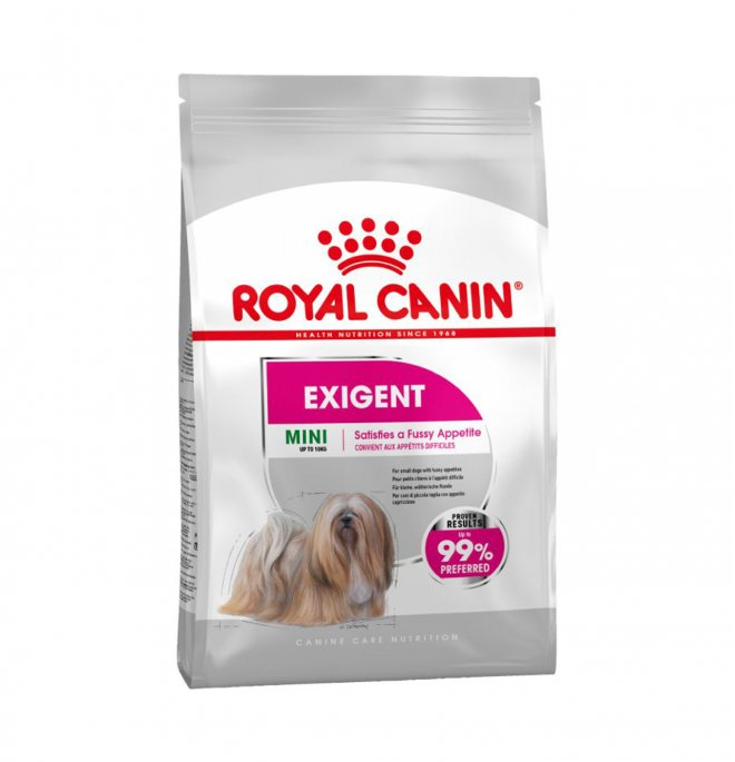 Royal canin cane adult mini exigent da 3 kg