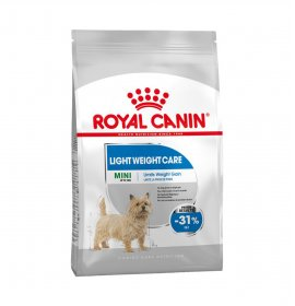 Royal canin cane adult mini light weight care da 3 kg