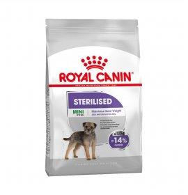 Royal canin cane mini sterilised da 1 kg